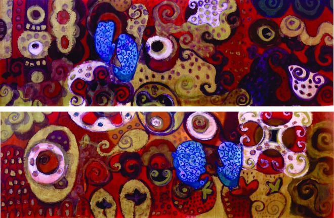 HIPÓTESE ENCANTADA 1 – Efêmeras ( 2004) – Ddaniela Aguilar | Bolhas de acrílico