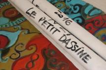 Le Petit DASSINE - Caminhos: Escolhas e Destino | Mônica Figueiras Galeria de Arte/SP (2016)