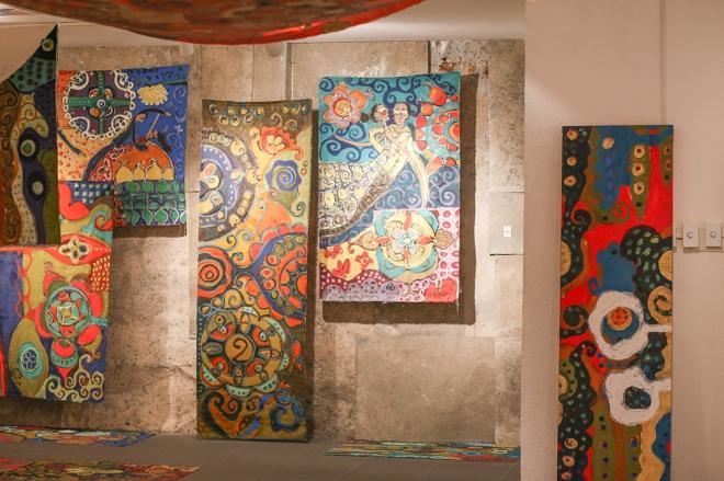 Exposição Le Petit Dassina - Galeria Gamma (2016)
