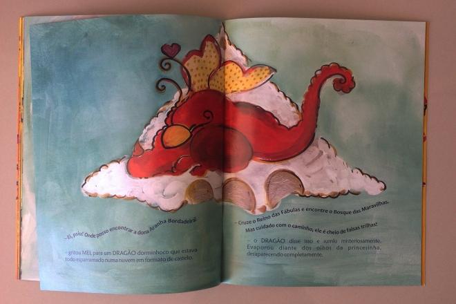 12.2010 - NO REINO DE BILINGUINDONE - texto-Claudia Lins e ilustração Ddaniela Aguilar