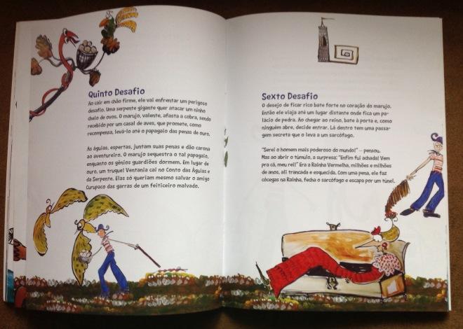 13. 2017 VENTANIA E O MAPA DO TESOURO -texto Simone Cavalcante Ilustração Ddaniela Aguilar 2a.edição