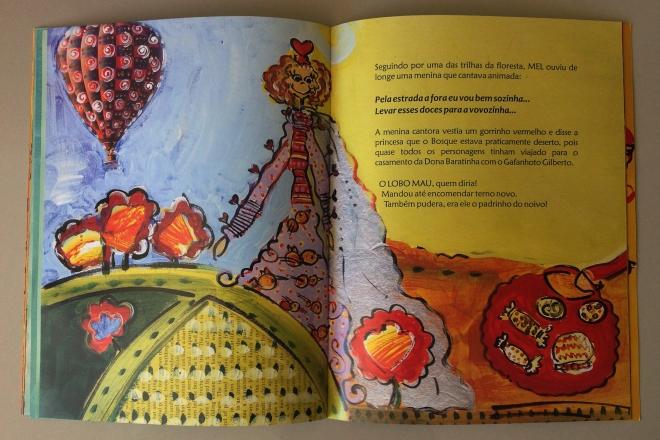 14.2010 - NO REINO DE BILINGUINDONE - texto-Claudia Lins e ilustração Ddaniela Aguilar