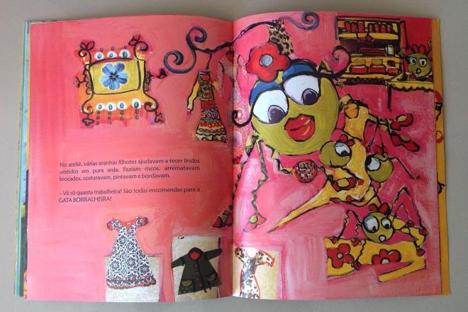 16.2010 - NO REINO DE BILINGUINDONE - texto-Claudia Lins e ilustração Ddaniela Aguilar