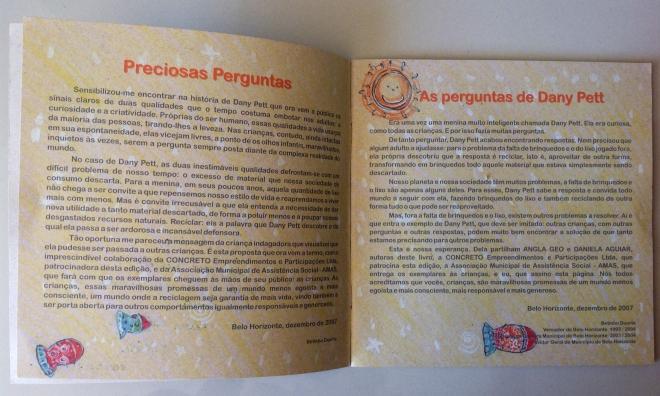 2.2007-PERGUNTE A DANY PETT - texto Angla Geo e Ilustrações Ddaniela Aguilar