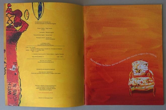 3.2010 - NO REINO DE BILINGUINDONE - texto-Claudia Lins e ilustração Ddaniela Aguilar