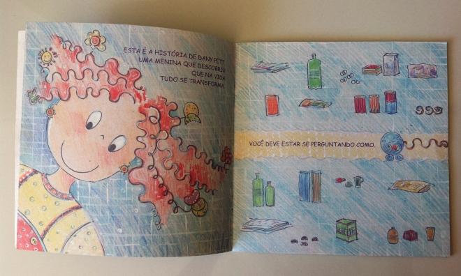 Pergunte a Dany Pett (2007) | Texto Angla Geo e Ilustrações Ddaniela Aguilar