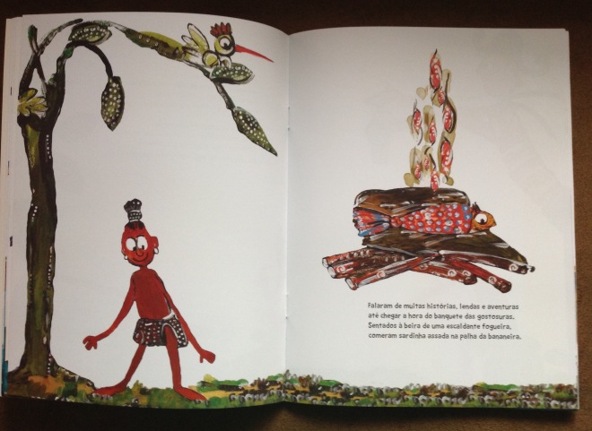 7. 2017 VENTANIA E O MAPA DO TESOURO -texto Simone Cavalcante Ilustração Ddaniela Aguilar 2a.edição