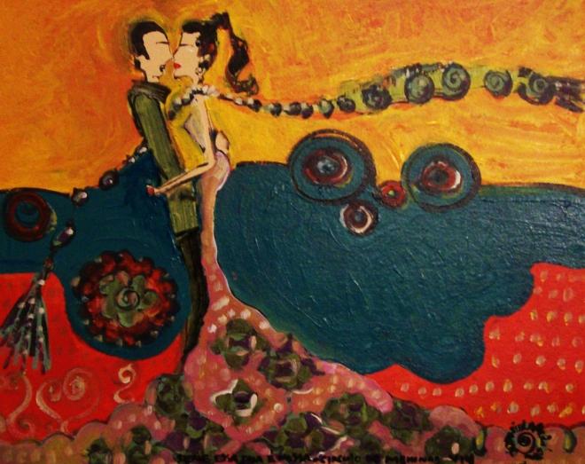 O Baile - Essa rua é nossa | Ddaniela Aguilar | 2009