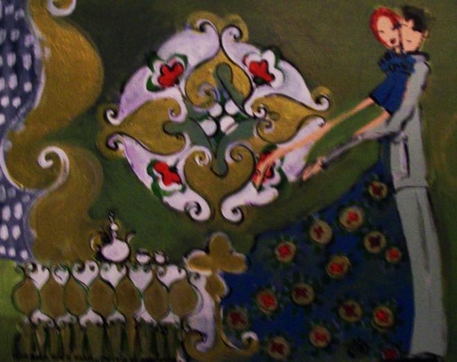O Baile Nº 10 - Essa rua é nossa | Ddaniela Aguilar | 2009