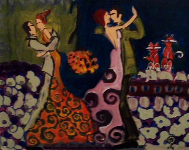 O Baile Nº 12. Essa rua é nossa | Ddaniela Aguilar | 2009
