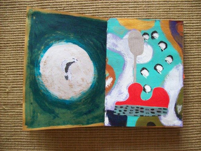 Espelho Turquesa I Ano 2011 | Ddaniela Aguilar