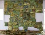 Instalação – Série TRAVESSEIROS – CÍRCULO DE MENINAS – Ddaniela Aguilar (2)
