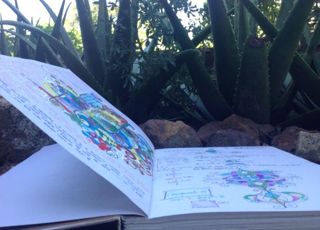Projeto Sonhos Mutantes | Livro dos Sonhos 1443 – Ddaniela Aguilar