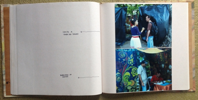 Projeto Sonhos Mutantes | Série Tenda IV | Ddaniela Aguilar