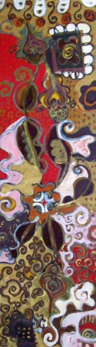 Sonhos Mutantes – série Arabescos   Ddaniela Aguilar