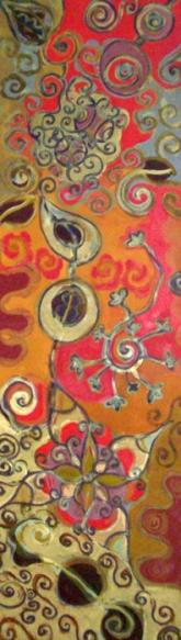 Sonhos Mutantes – série Arabescos | Ddaniela Aguilar