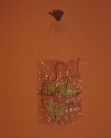 Da série CARDÁPIO (1997) - Látex, vidro e Pet pós-consumo | Ddaniela Aguilar