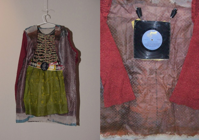 Da série OURIÇO – (1996) - nylon e vinil pós-consumo | Ddaniela Aguilar