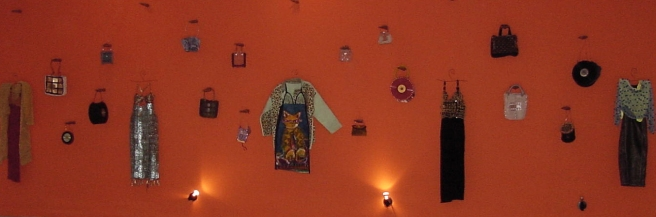Art Wear – série (1992- 2000) | Exposição O Universo de 3 mulheres | Ddaniela Aguilar | Foto José Ronaldo