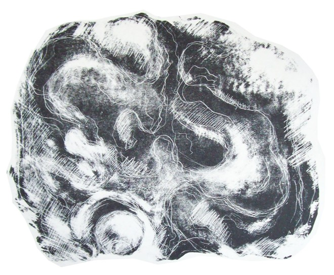 Litogravura (1987) | Ddaniela Aguilar
