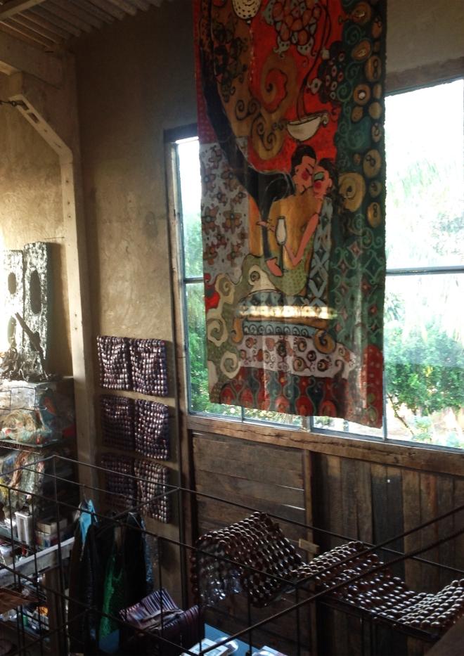 Atelier - Espaço-tempo Laboratório de processos criativos. Fazenda Havaiana, Espirito Santo | Ddaniela Aguilar