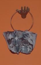 Da série CÍRCULOS ( 1997) - materiais pós-consumo | Ddaniela Aguilar