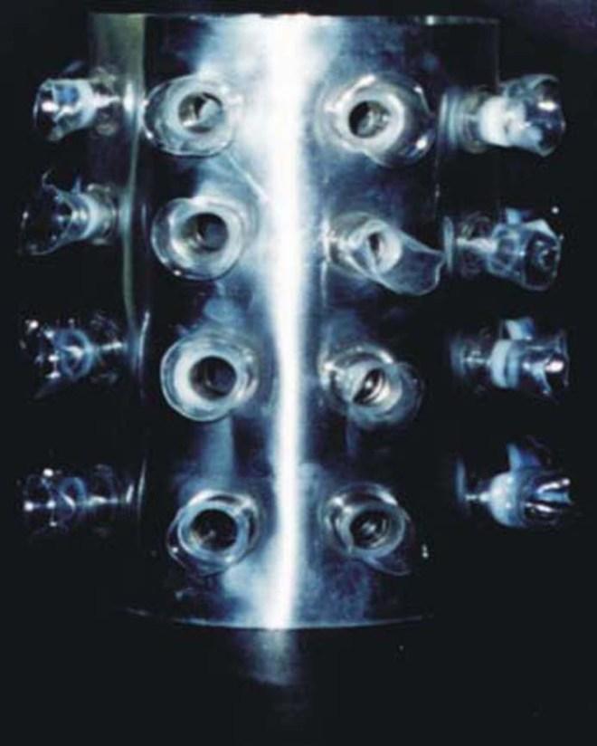 Estrela (2000) - Pet e Alumínio pós-consumo e vidro resinado | Ddaniela Aguilar