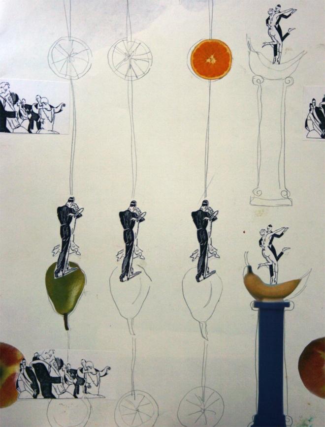 Desenhos - Ddaniela Aguilar
