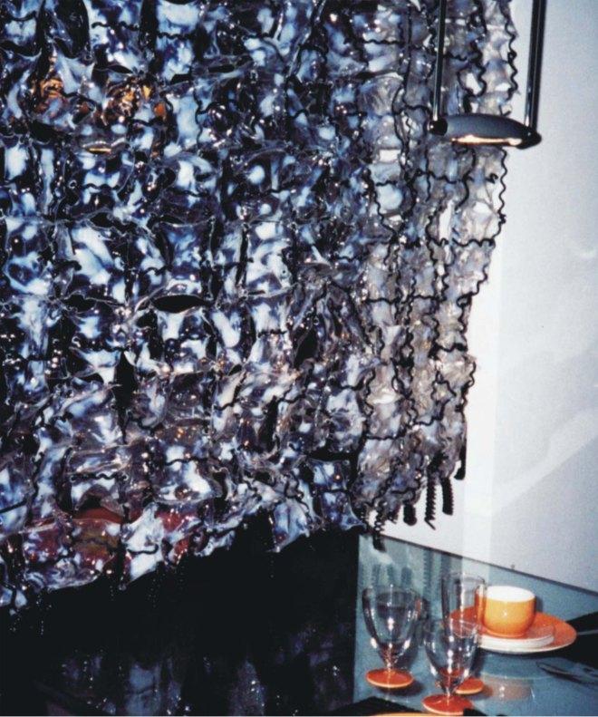 Objeto (2001) | Upcycling. PET pós-consumo | | Ddaniela Aguilar