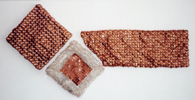 Objeto (2002)  | Upcycling. PET pós-consumo | Ddaniela Aguilar