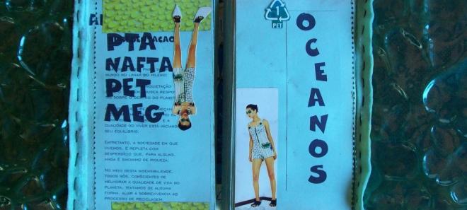 Oceanos. BrahmaReciclarte | 1997 |Ddaniela Aguilar