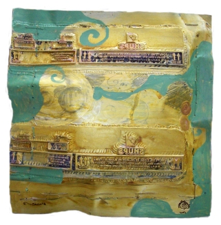 "InauguraciónPopUp. Objetos ""Travesseiros. 144"" | 2012 | Ddaniela Aguilar"